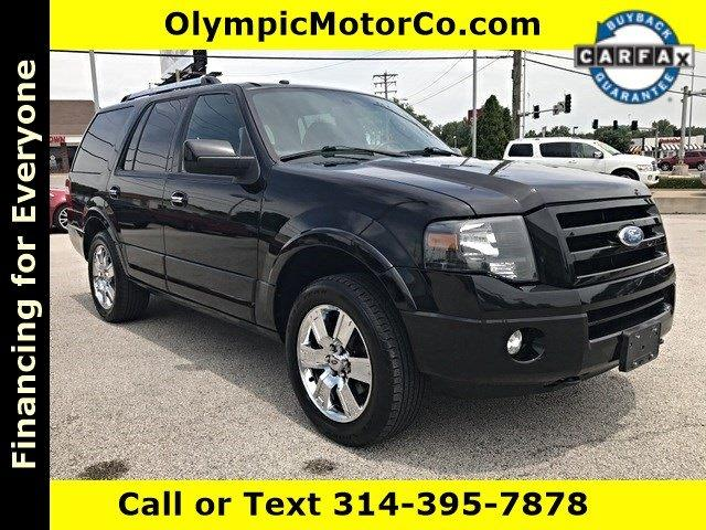 2009 Ford Expedition for sale at OLYMPIC MOTOR CO in Florissant MO