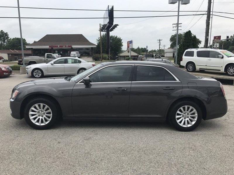 2013 Chrysler 300 for sale at OLYMPIC MOTOR CO in Florissant MO