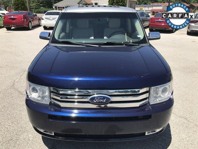 2011 Ford Flex for sale at OLYMPIC MOTOR CO in Florissant MO