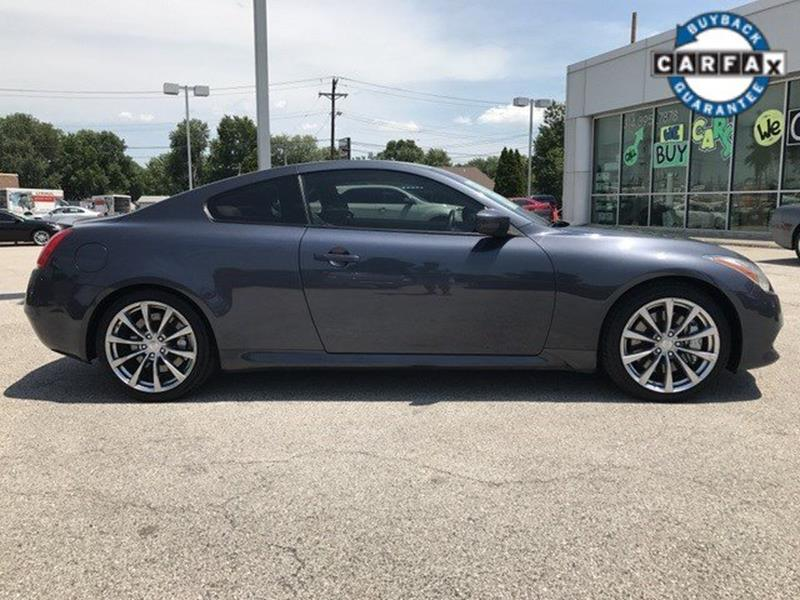 2008 Infiniti G37 for sale at OLYMPIC MOTOR CO in Florissant MO