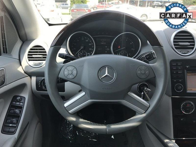 2010 Mercedes-Benz M-Class for sale at OLYMPIC MOTOR CO in Florissant MO
