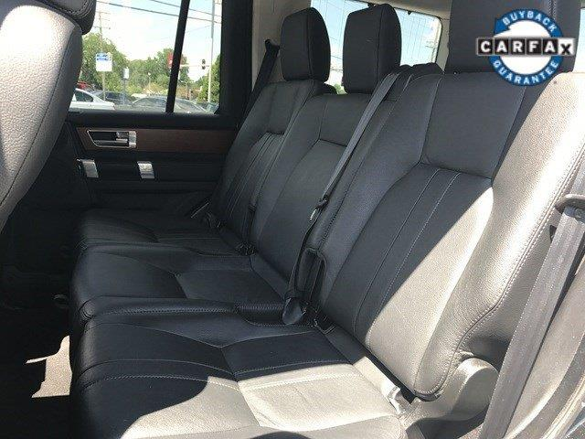 2011 Land Rover LR4 for sale at OLYMPIC MOTOR CO in Florissant MO