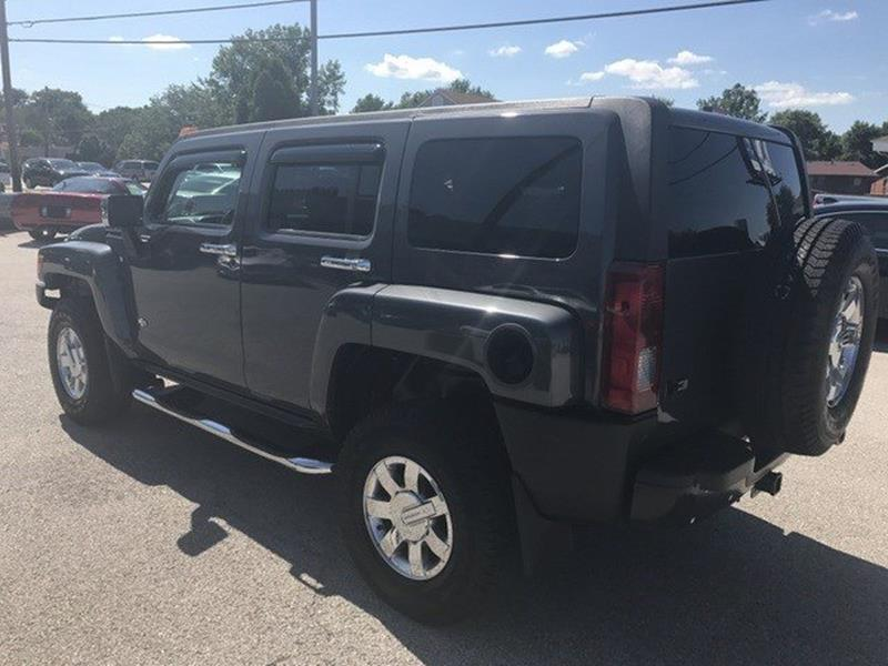 2008 HUMMER H3 for sale at OLYMPIC MOTOR CO in Florissant MO