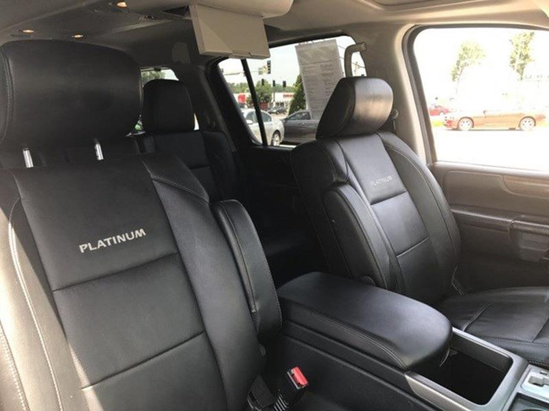 2012 Nissan Armada for sale at OLYMPIC MOTOR CO in Florissant MO