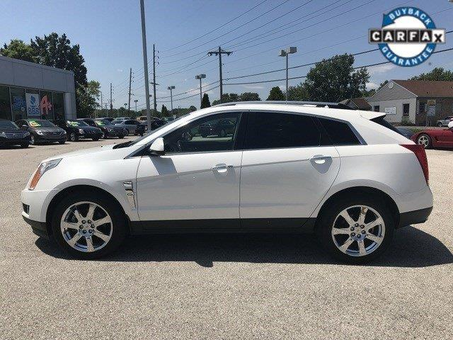 2012 Cadillac SRX for sale at OLYMPIC MOTOR CO in Florissant MO