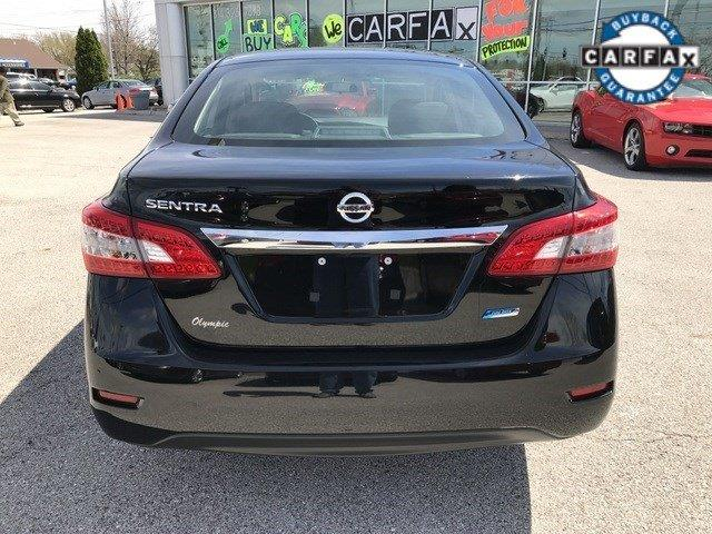 2014 Nissan Sentra for sale at OLYMPIC MOTOR CO in Florissant MO
