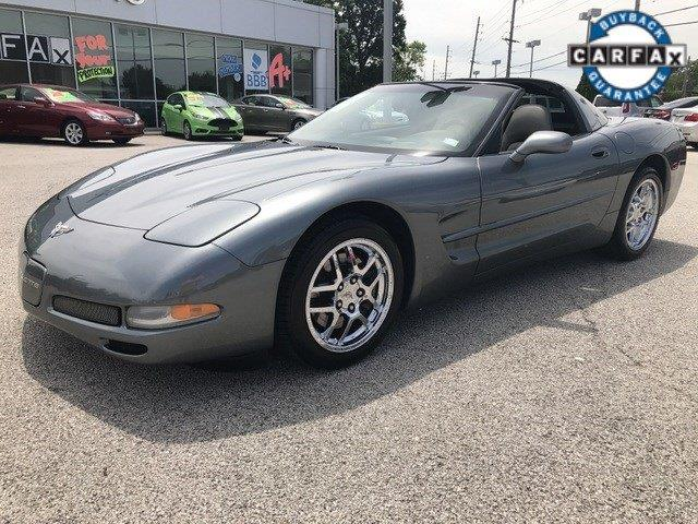 2003 Chevrolet Corvette for sale at OLYMPIC MOTOR CO in Florissant MO