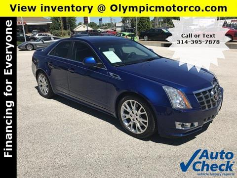 2012 Cadillac CTS for sale in Florissant, MO
