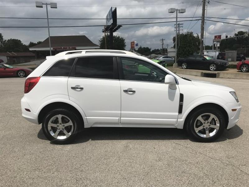 2014 Chevrolet Captiva Sport for sale at OLYMPIC MOTOR CO in Florissant MO