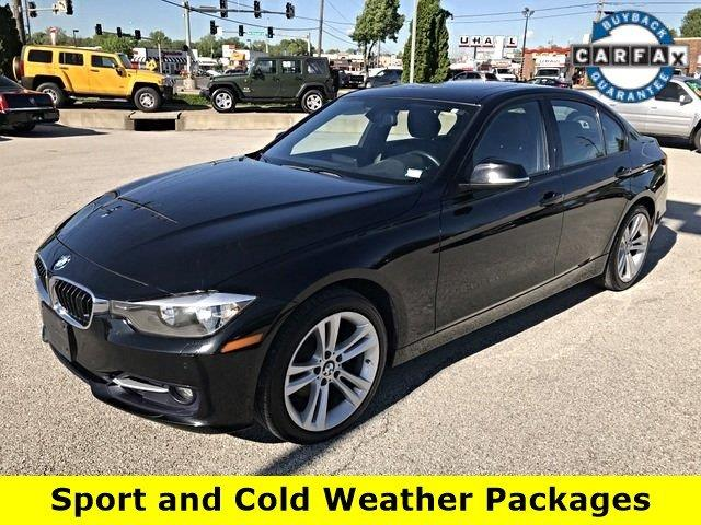 2013 BMW 3 Series for sale at OLYMPIC MOTOR CO in Florissant MO