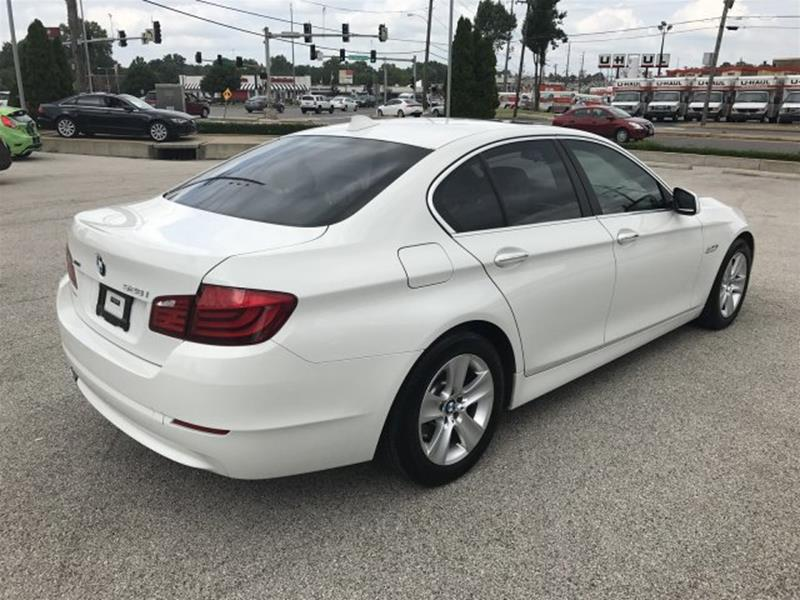 2013 BMW 5 Series for sale at OLYMPIC MOTOR CO in Florissant MO
