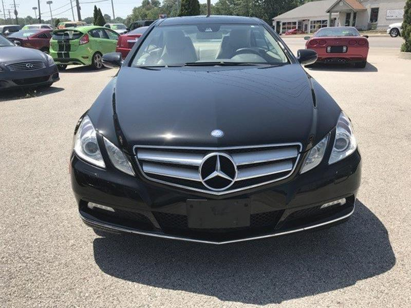 2010 Mercedes-Benz E-Class for sale at OLYMPIC MOTOR CO in Florissant MO