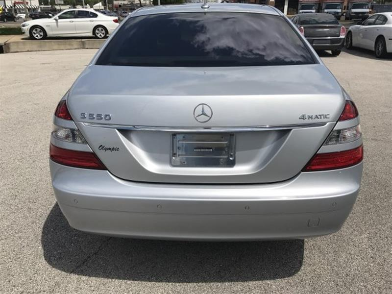 2008 Mercedes-Benz S-Class for sale at OLYMPIC MOTOR CO in Florissant MO