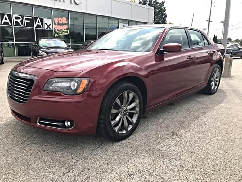 2014 Chrysler 300 for sale at OLYMPIC MOTOR CO in Florissant MO