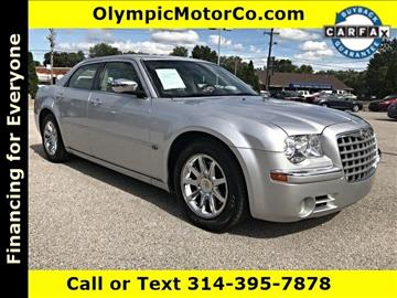 2005 Chrysler 300 for sale at OLYMPIC MOTOR CO in Florissant MO