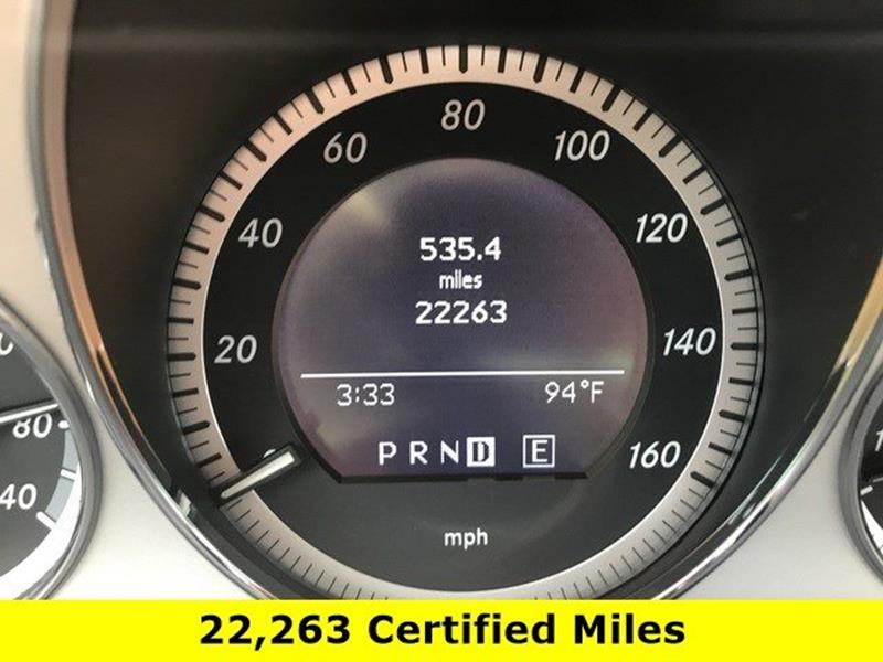 2011 Mercedes-Benz C-Class for sale at OLYMPIC MOTOR CO in Florissant MO