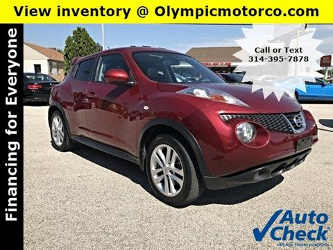 Nissan Juke For Sale In Florissant Mo