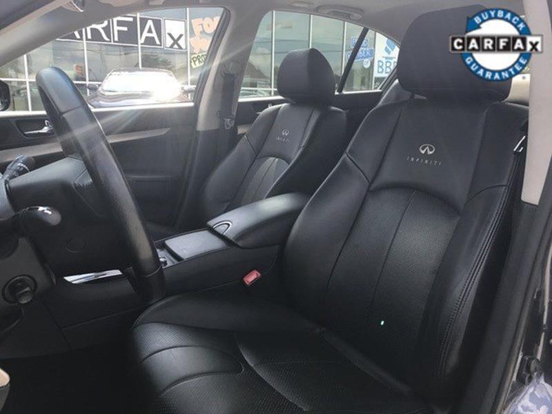 2011 Infiniti G37 Sedan for sale at OLYMPIC MOTOR CO in Florissant MO