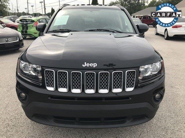 2014 Jeep Compass for sale at OLYMPIC MOTOR CO in Florissant MO