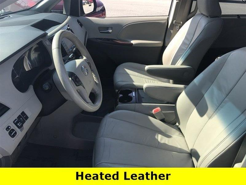 2011 Toyota Sienna for sale at OLYMPIC MOTOR CO in Florissant MO