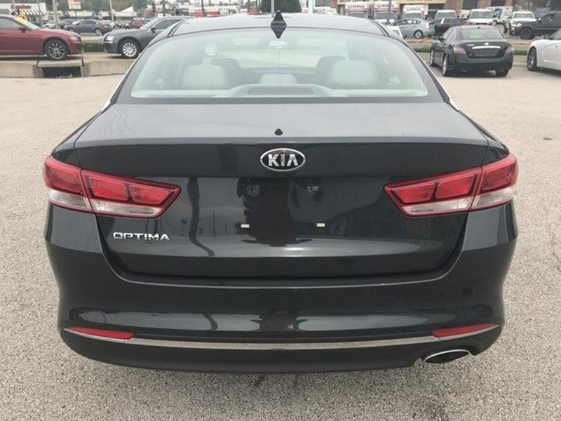2016 Kia Optima for sale at OLYMPIC MOTOR CO in Florissant MO
