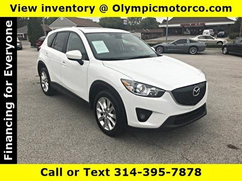 2014 Mazda CX-5 for sale at OLYMPIC MOTOR CO in Florissant MO