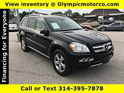 2011 Mercedes-Benz GL-Class for sale at OLYMPIC MOTOR CO in Florissant MO