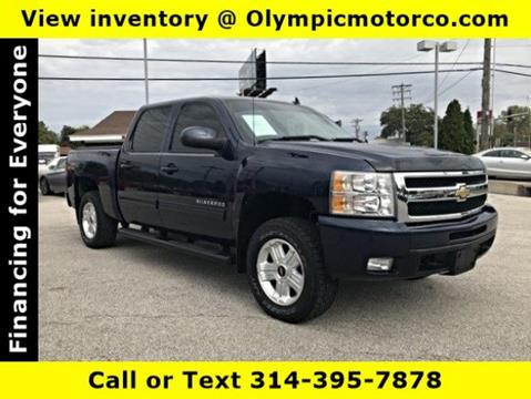 2010 Chevrolet Silverado 1500 for sale in Florissant, MO