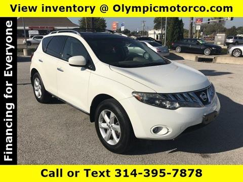 2009 Nissan Murano for sale in Florissant, MO