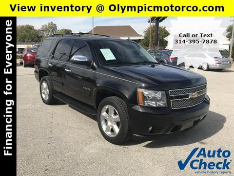 2011 Chevrolet Tahoe for sale in Florissant, MO