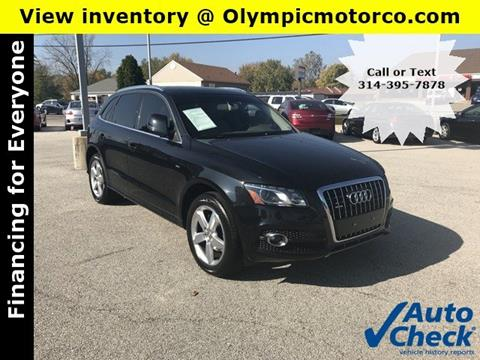 Olympic Motor Co Used Cars Florissant Mo Dealer