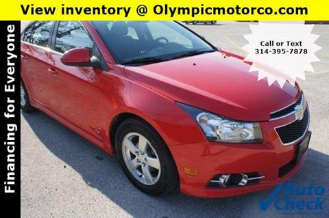 Chevrolet Cruze For Sale In Florissant Mo