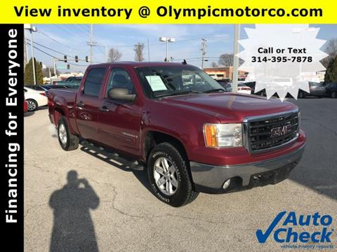 2007 Gmc Sierra 1500 For Sale In Missouri