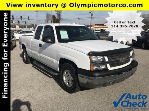 Used 2003 Chevrolet Silverado 1500 For Sale In Missouri