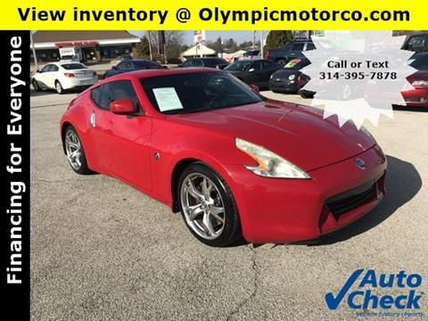 Nissan 370z For Sale In Missouri