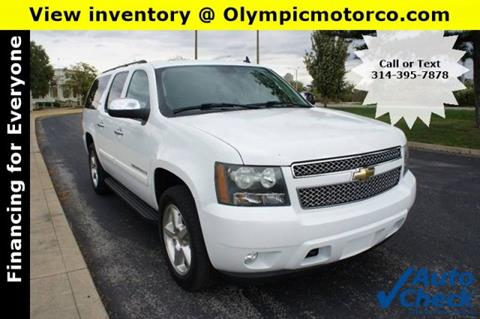 2008 Chevrolet Suburban For Sale In Missouri