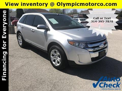 Ford Edge For Sale In Florissant Mo