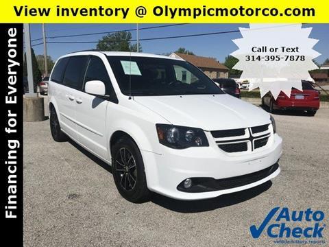Minivan For Sale >> Minivan For Sale In Florissant Mo Olympic Motor Co