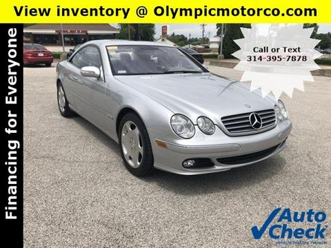 2005 Mercedes-Benz CL-Class for sale in Florissant, MO