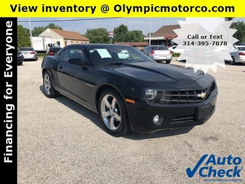 2013 Chevrolet Camaro for sale in Florissant, MO