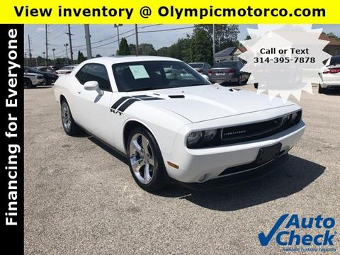 2014 Dodge Challenger for sale in Florissant, MO