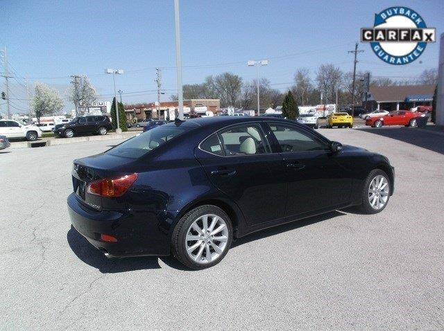 2009 Lexus IS 250 for sale at OLYMPIC MOTOR CO in Florissant MO