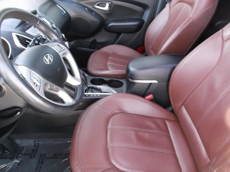2013 Hyundai Tucson for sale at OLYMPIC MOTOR CO in Florissant MO