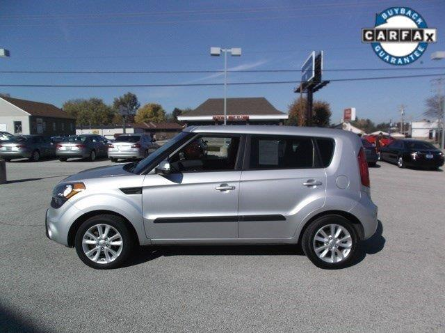 2013 Kia Soul for sale at OLYMPIC MOTOR CO in Florissant MO
