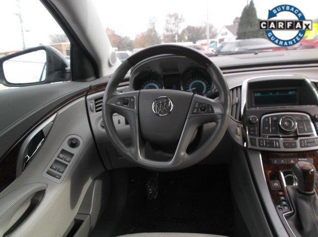 2010 Buick LaCrosse for sale at OLYMPIC MOTOR CO in Florissant MO