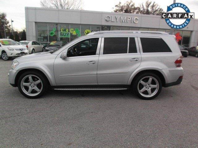 2008 Mercedes-Benz GL-Class for sale at OLYMPIC MOTOR CO in Florissant MO