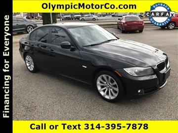 2011 BMW 3 Series for sale at OLYMPIC MOTOR CO in Florissant MO