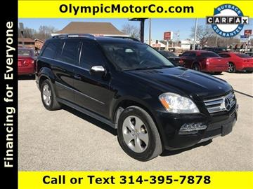 2010 Mercedes-Benz GL-Class for sale at OLYMPIC MOTOR CO in Florissant MO