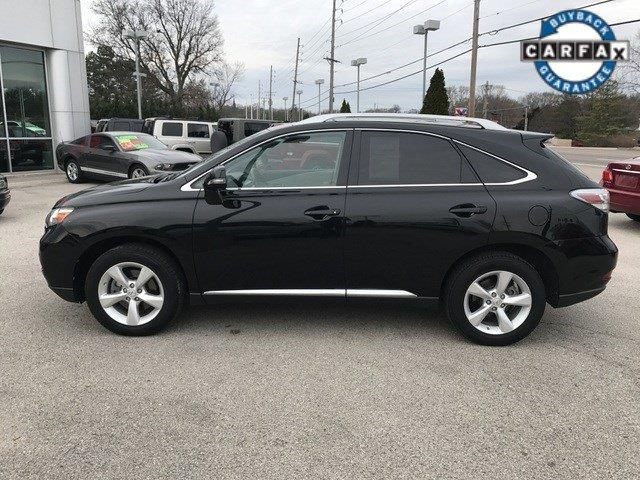 2010 Lexus RX 350 for sale at OLYMPIC MOTOR CO in Florissant MO