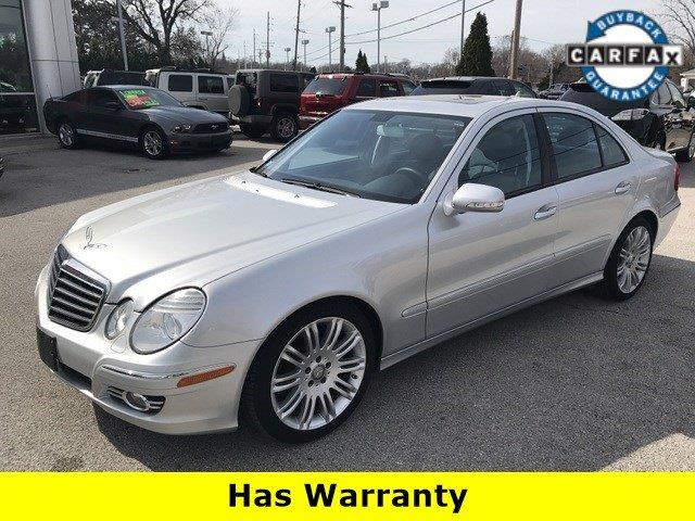 2008 Mercedes-Benz E-Class for sale at OLYMPIC MOTOR CO in Florissant MO